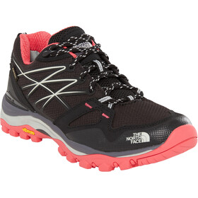 The North Face Hedgehog Fastpack GTX Shoes Women TNF black/atomic pink